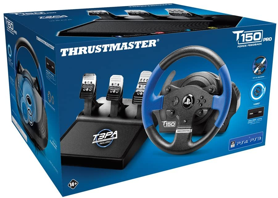 Thrustmaster T150 PRO - PS4, PS5 et PC