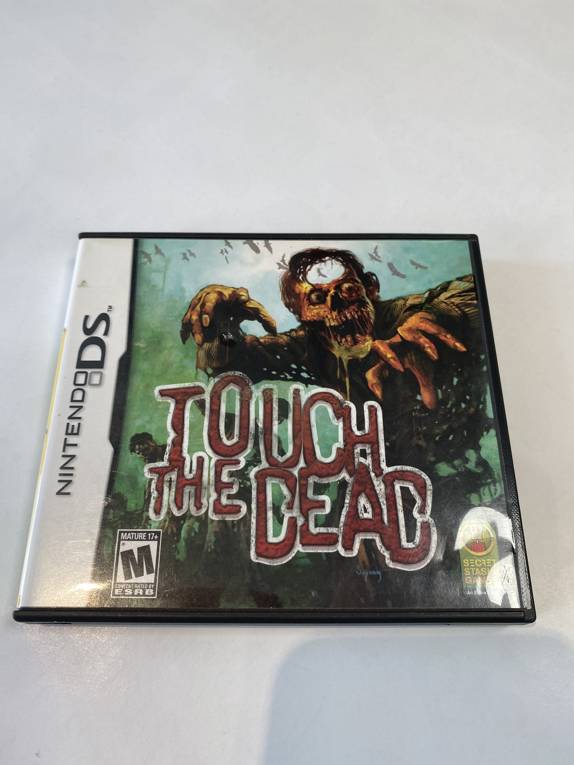 Touch The Dead (Version US) - DS