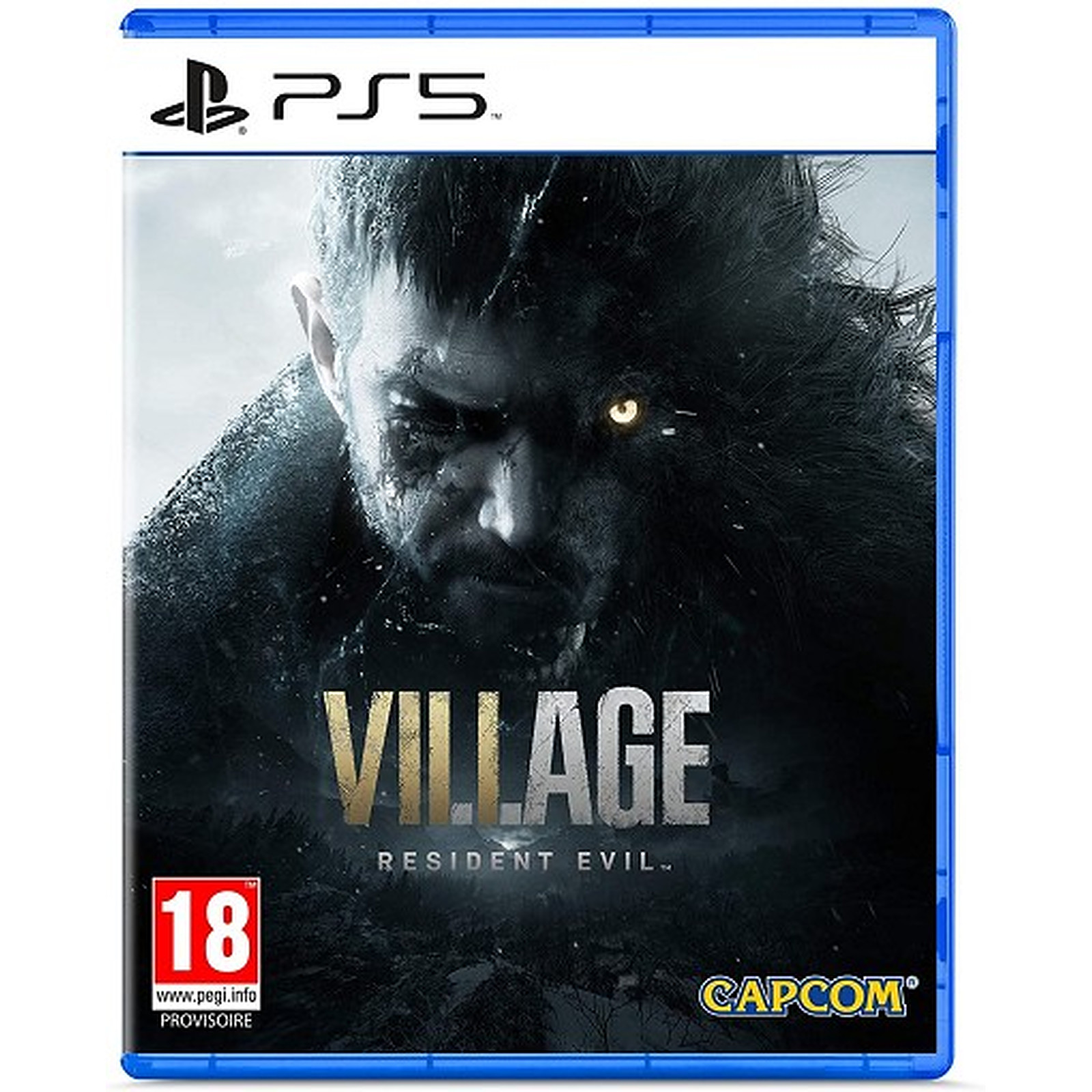 Resident Evil Village PS5 Occasion