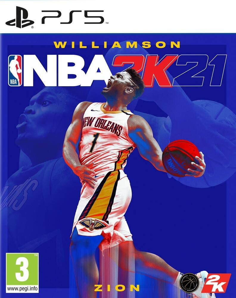 NBA 2K21 PS5 Occasion