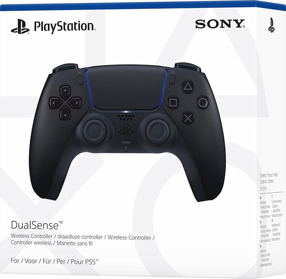 Manette sans fil DualSense Noir PS5