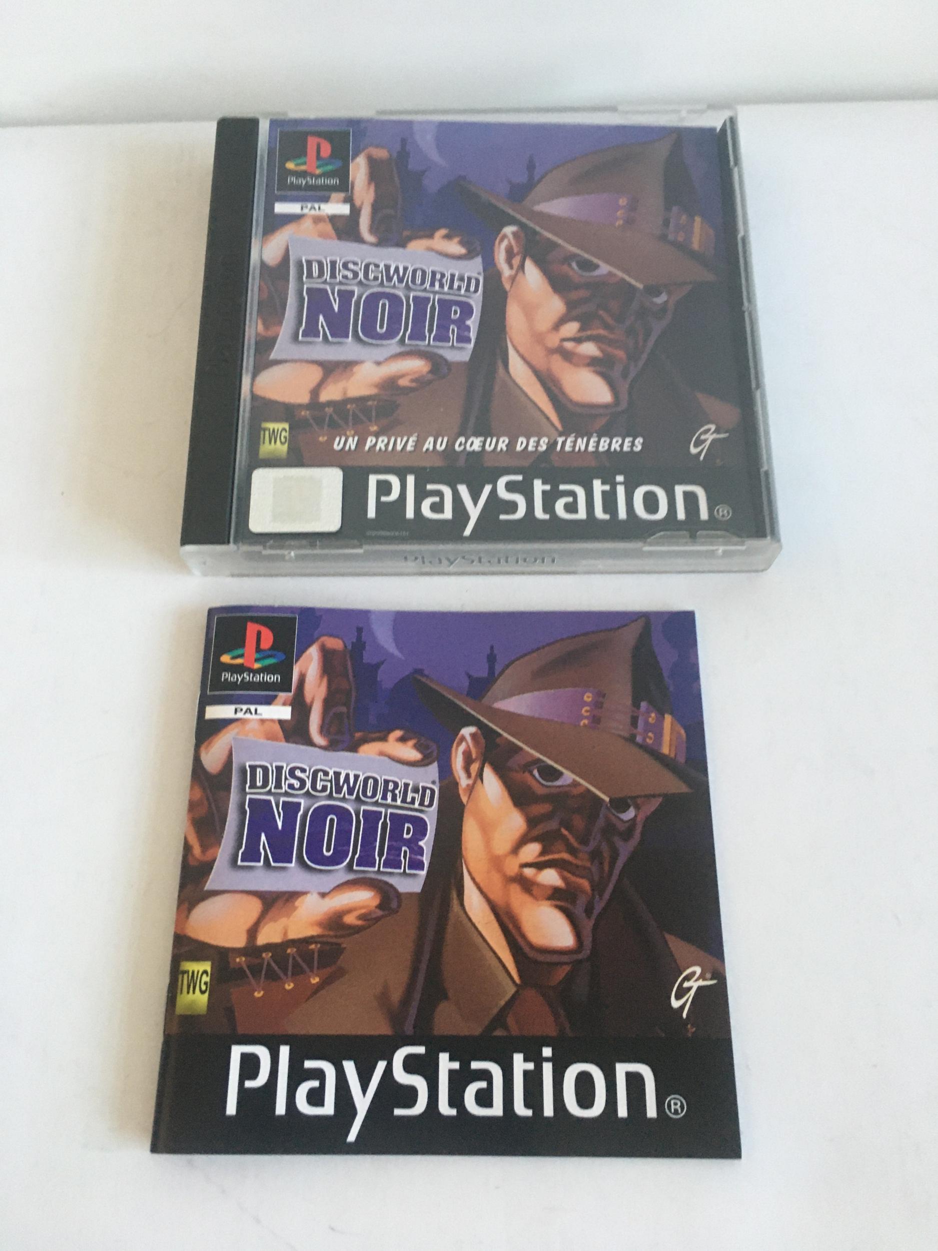 Discoworld Noir PS1