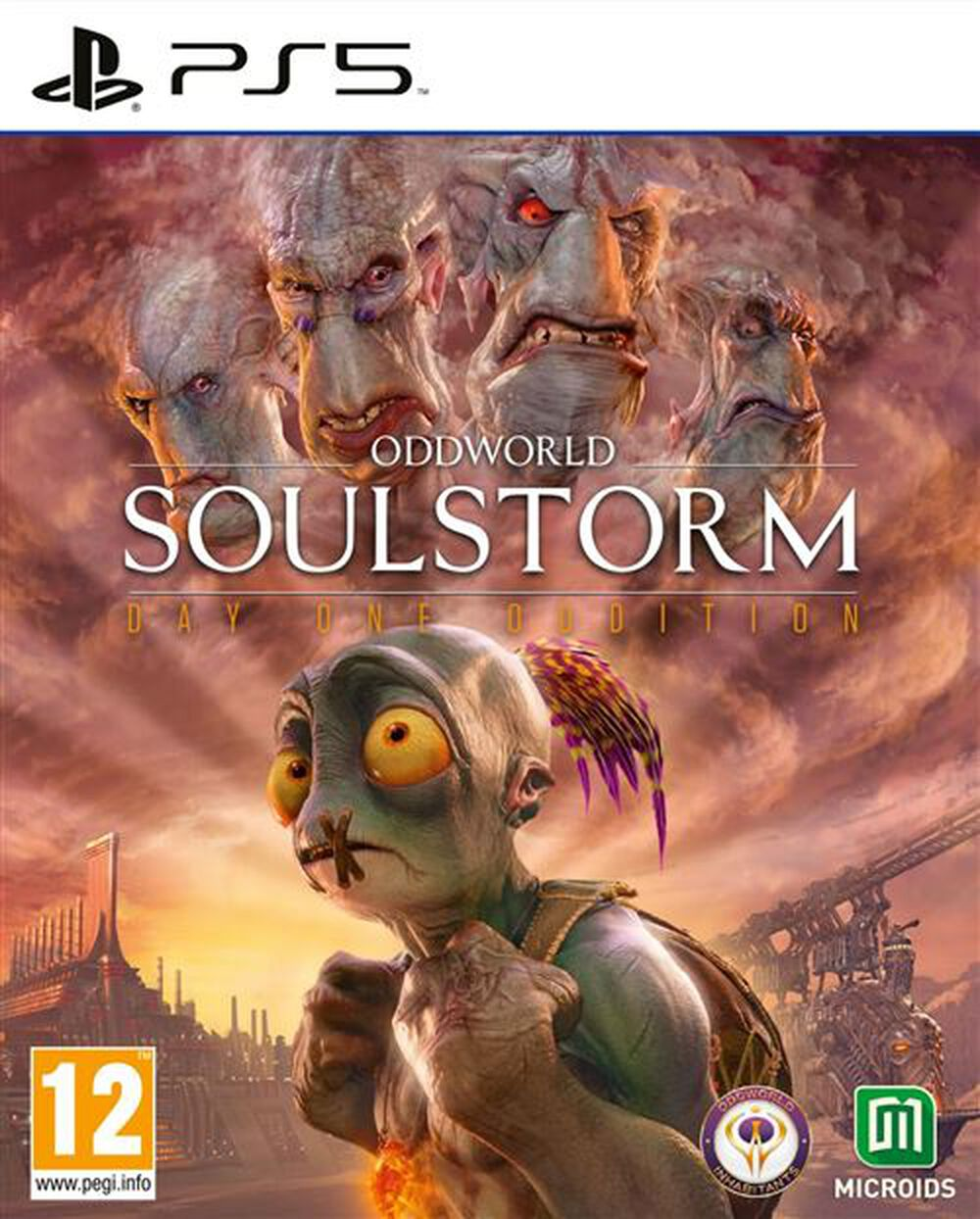 Oddworld Soulstorm : Day One Edition - PS5