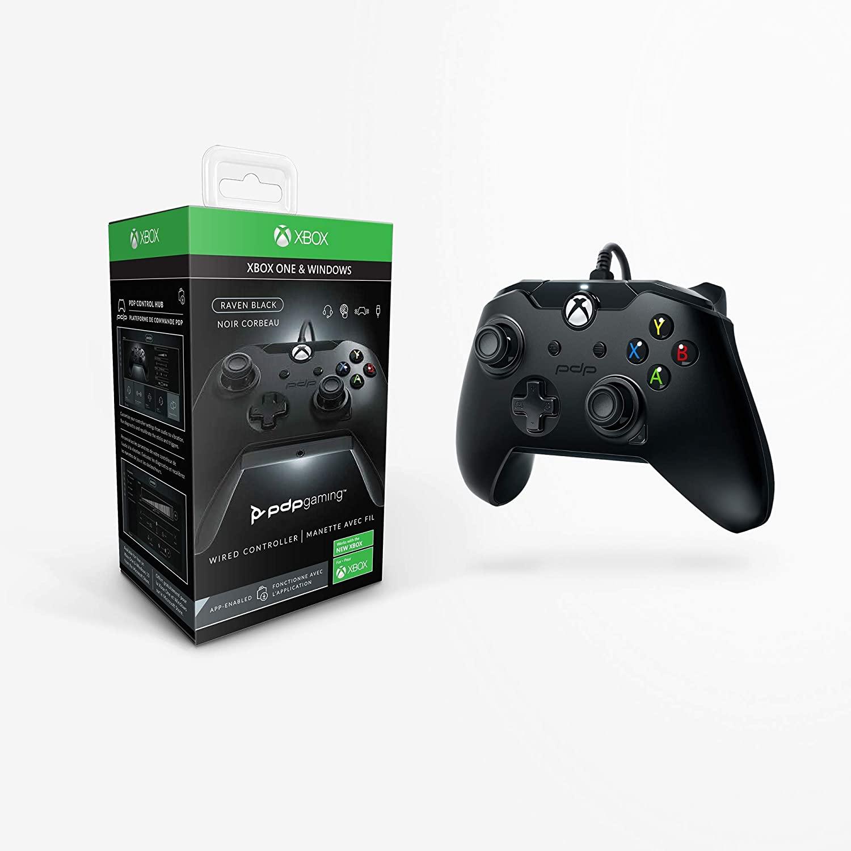 Manette Filaire noir Revenant Xbox One - PC