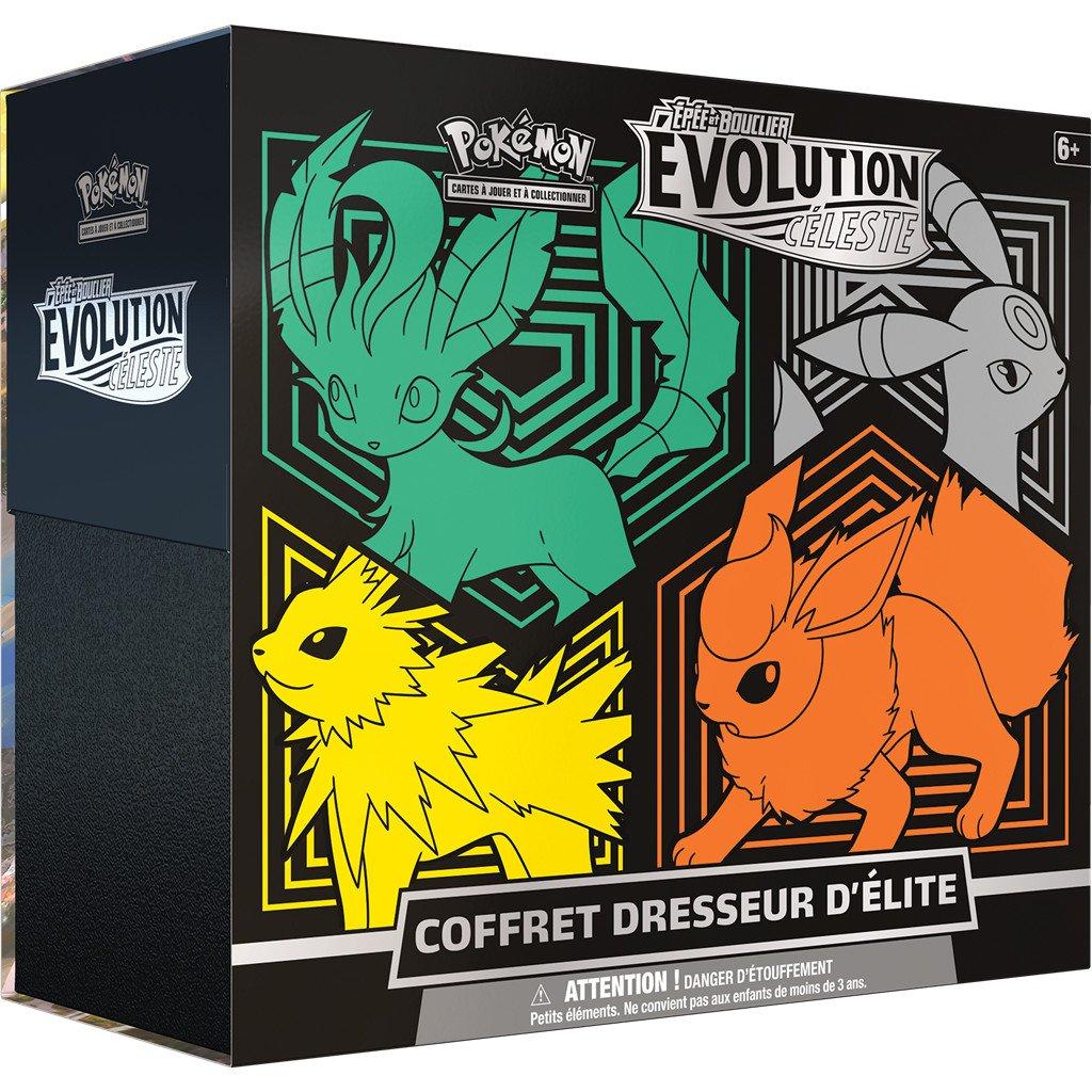 Pokémon EB07 : Evolution Céleste Coffret Dresseur d\'Elite vol 1
