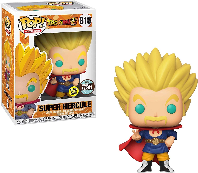Funko Pop n°818 Dragon Ball Super - Super Hercule