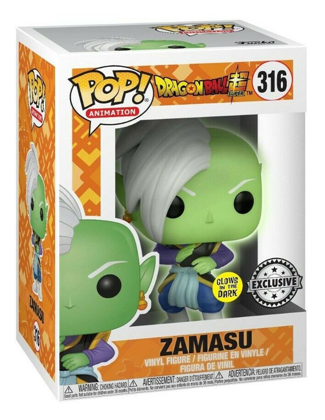 Funko Pop n°316 Dragon Ball Super - Zamasu