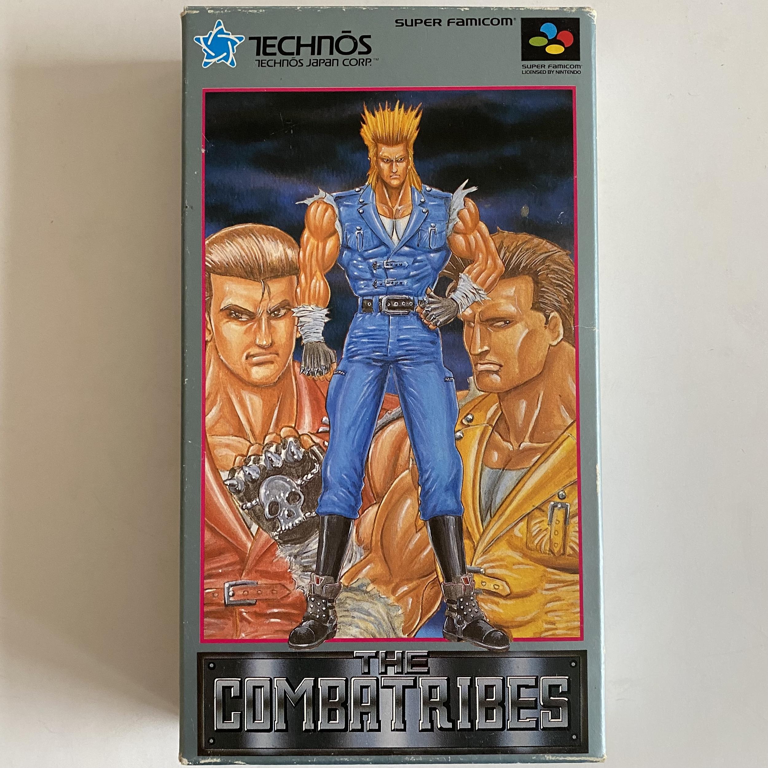 The Combatribes - Super Famicom