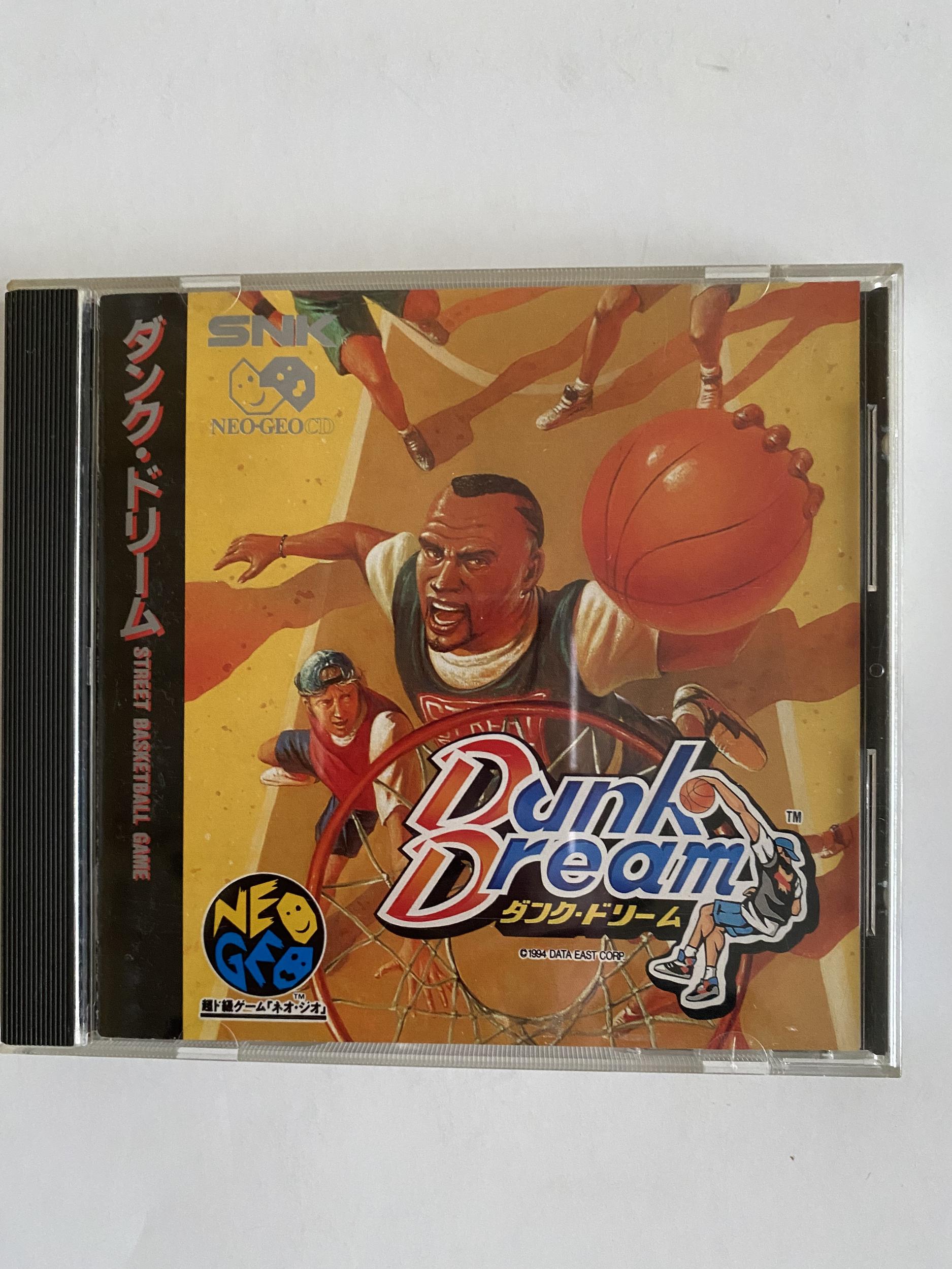 Dunk Dream - Neo Geo CD