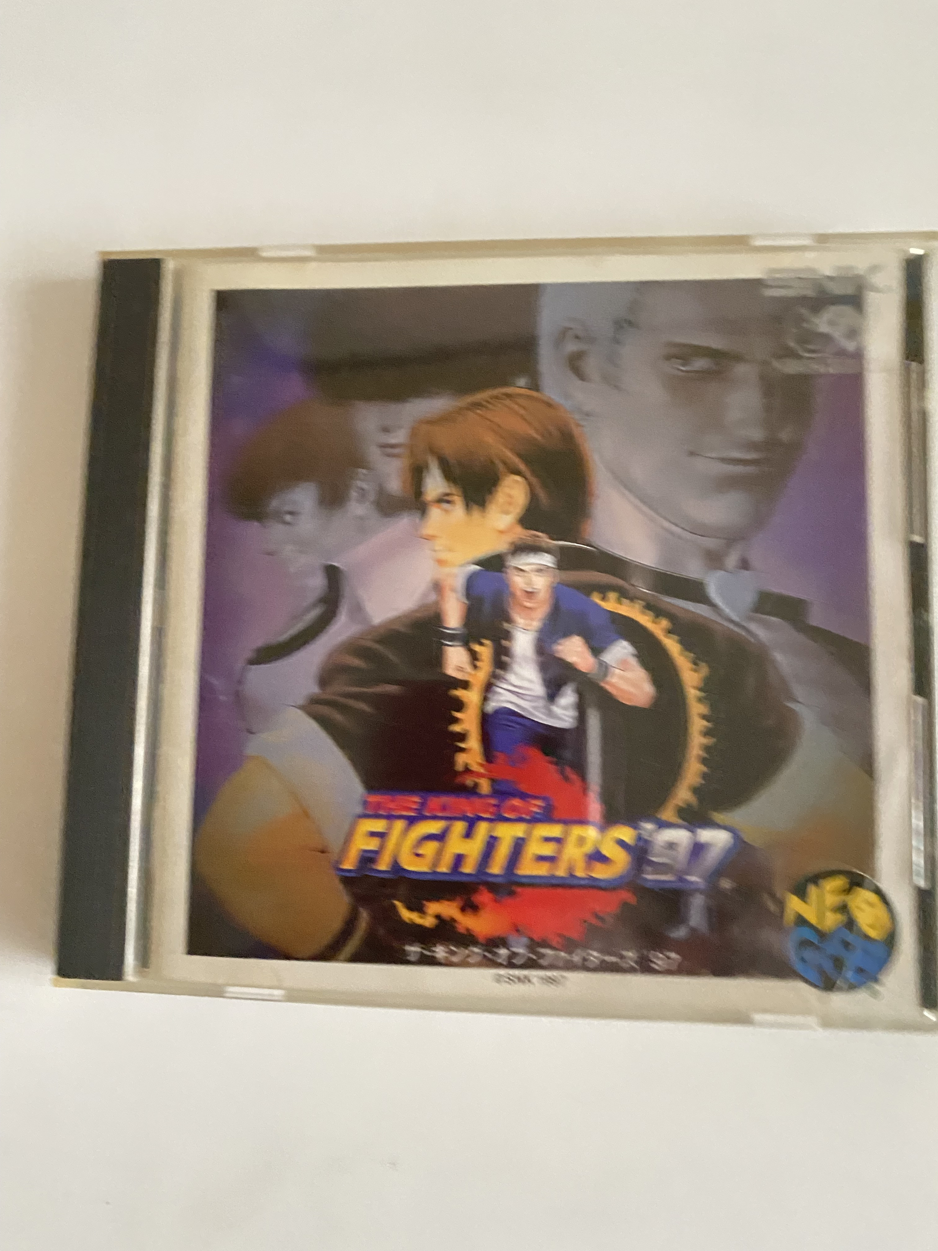 The king of Fighter 97 - Neo Geo CD