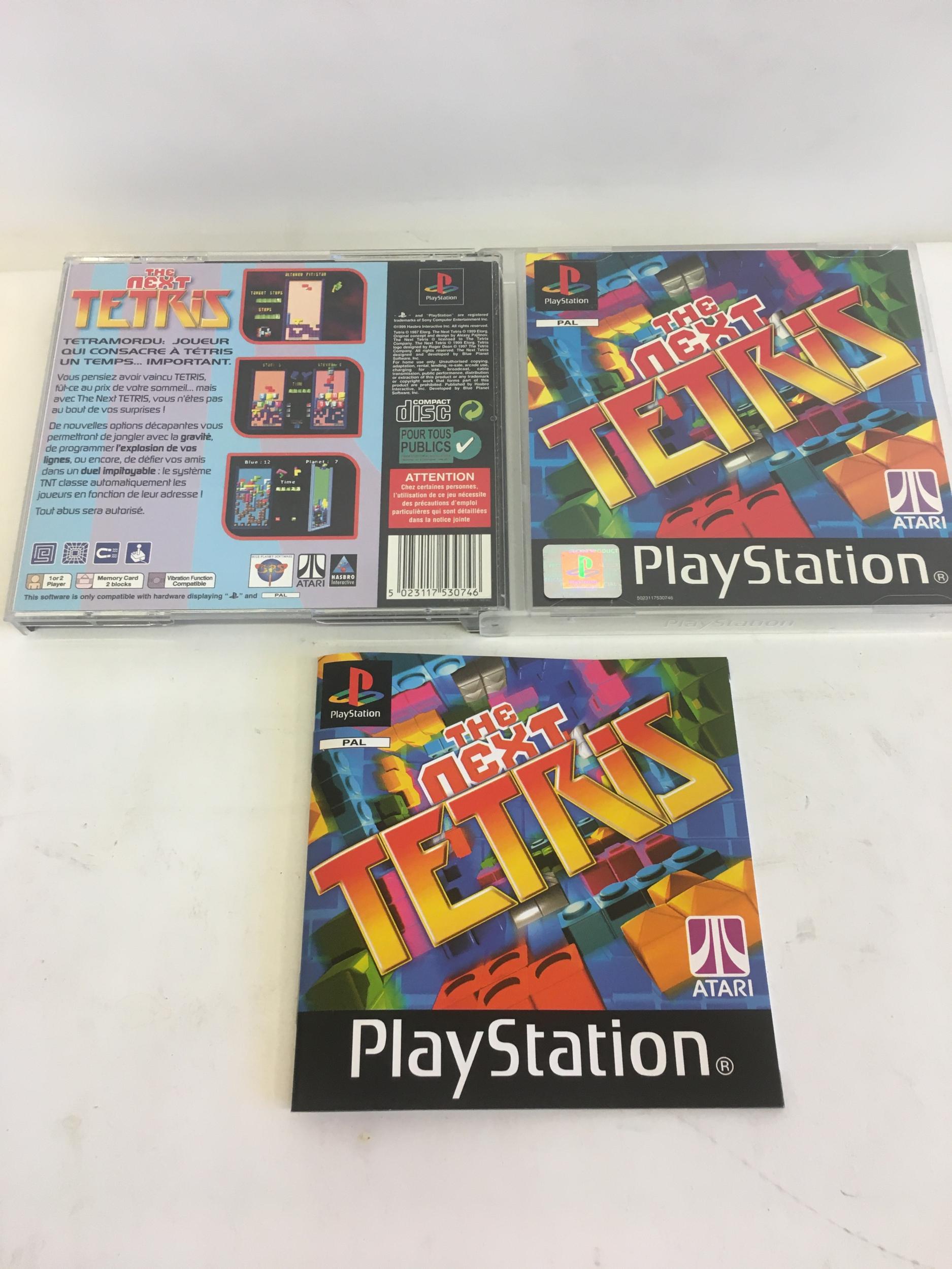The Next Tetris PS1