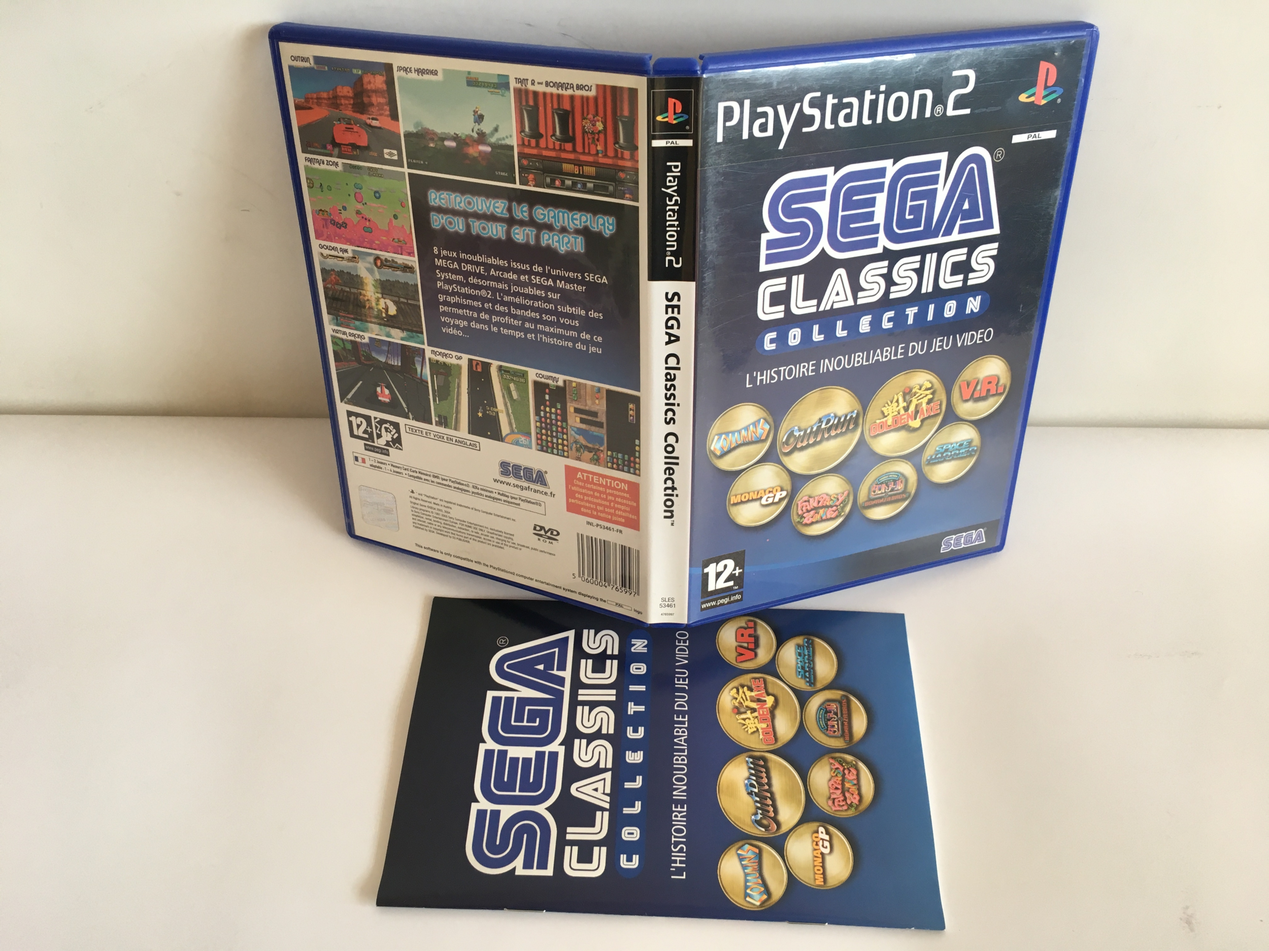 Sega Classics Collection PS2
