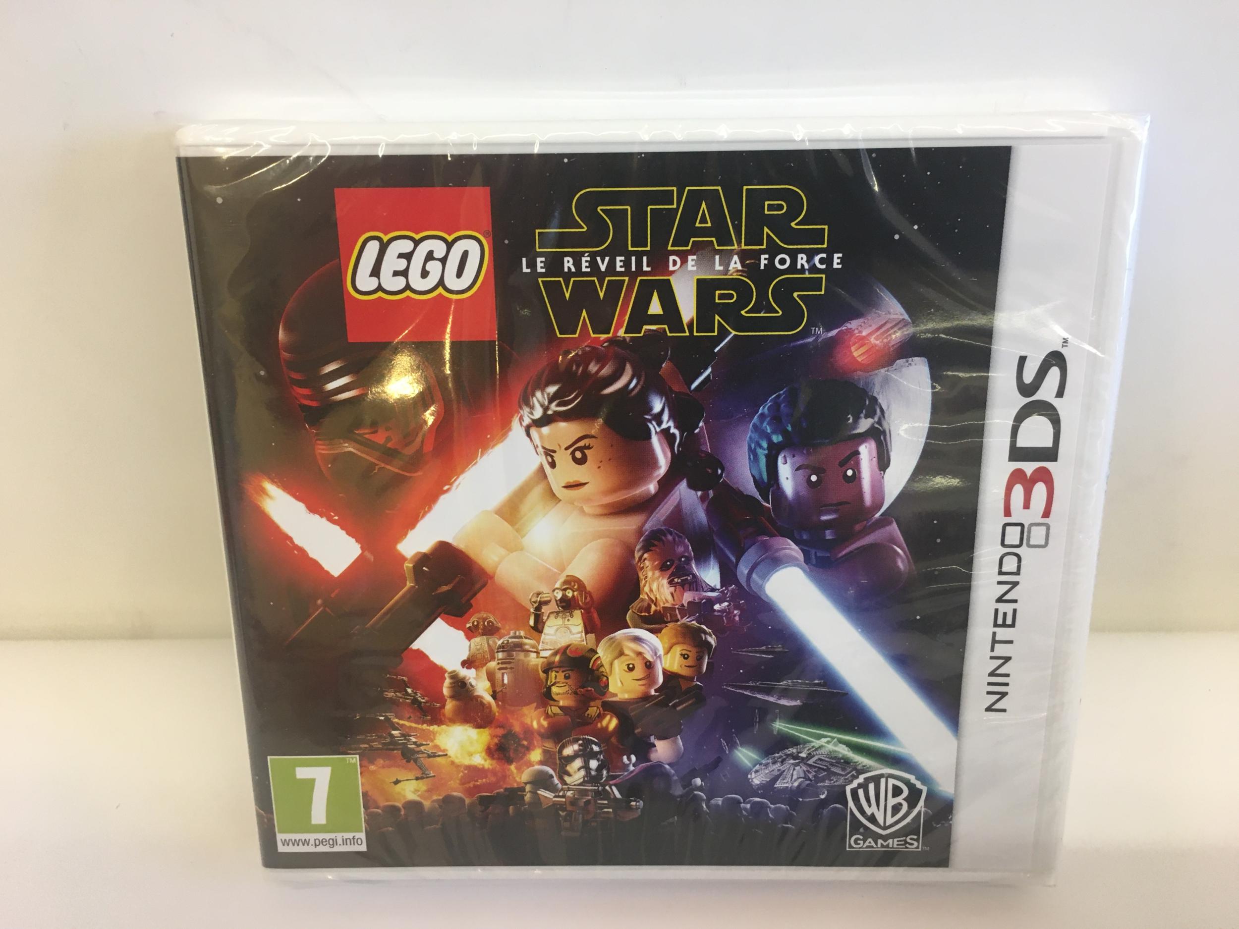 Lego Star Wars : le Réveil de la Force 3DS