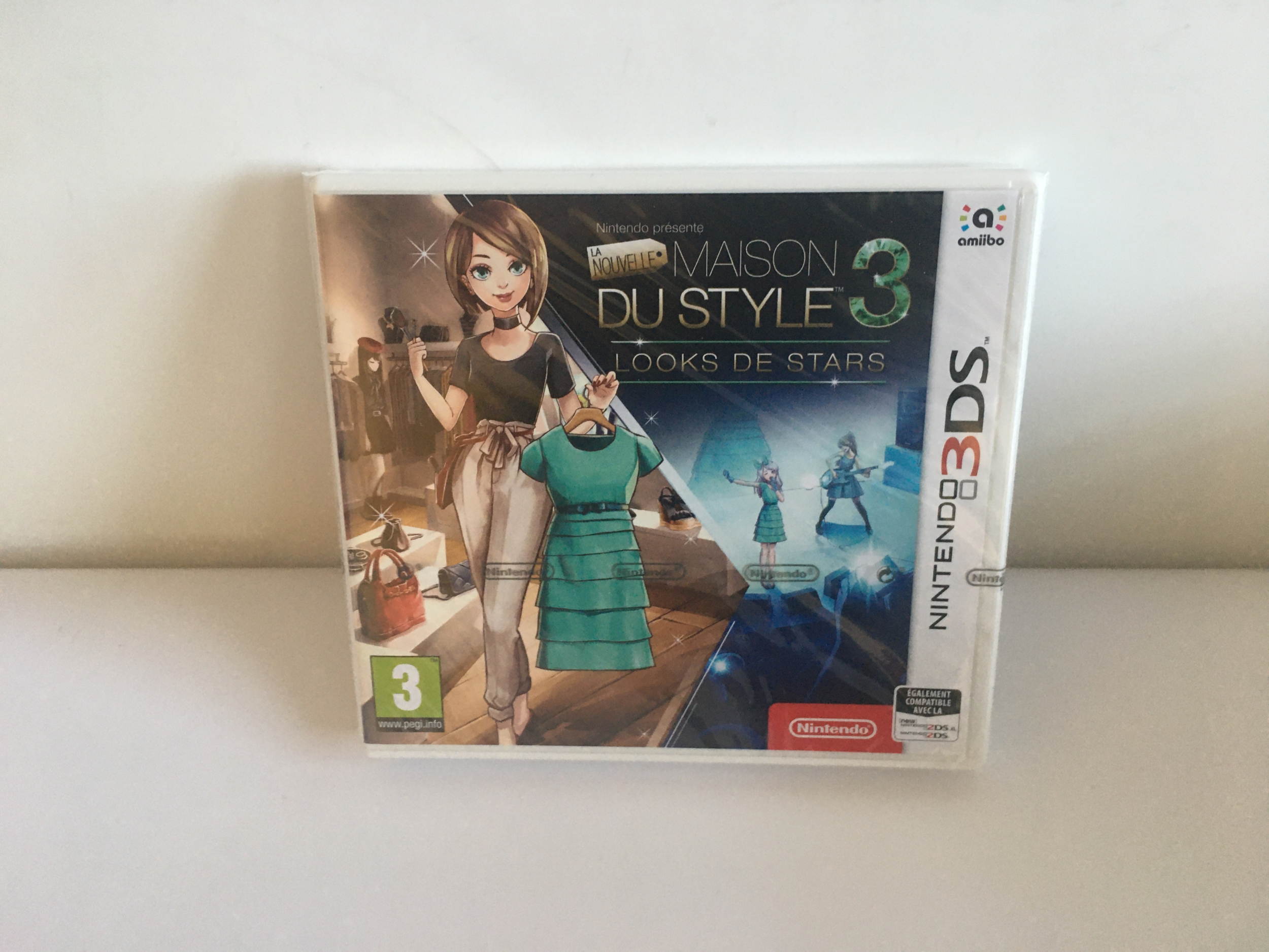 La nouvelle Maison du style 3 Looks de stars 3DS