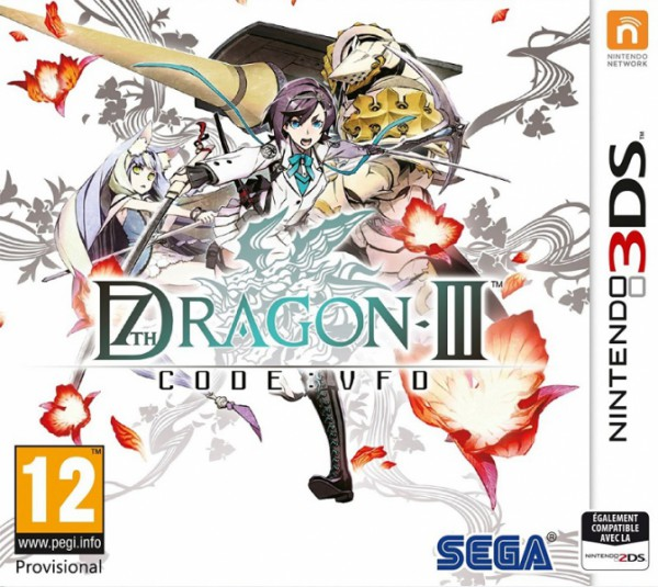 7th Dragon III Code VFD 3DS