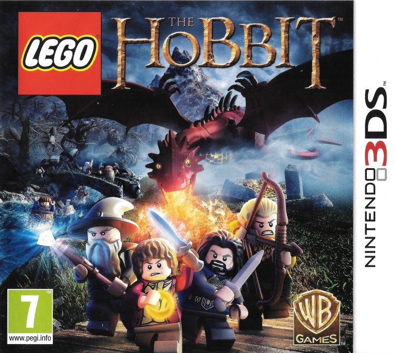 Lego Le Hobbit 3DS