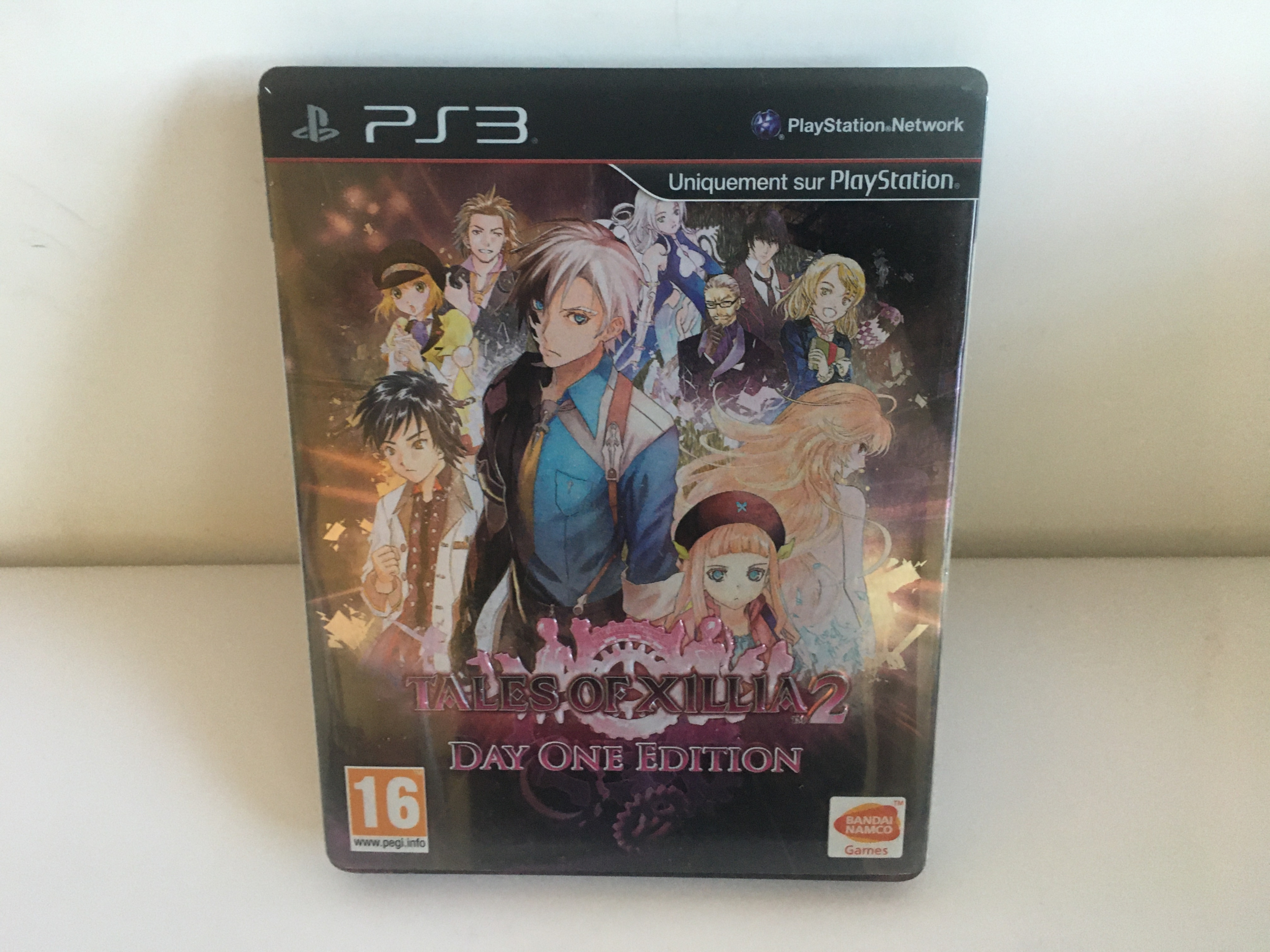 Tales of Xilla 2 Day One Edition occasion PS3