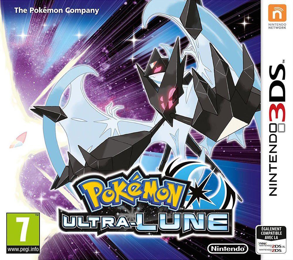 Pokemon Ultra Lune 3DS