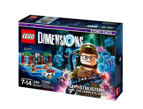 Figurine Lego Dimension Ghostbusters Movie Pack Histoire