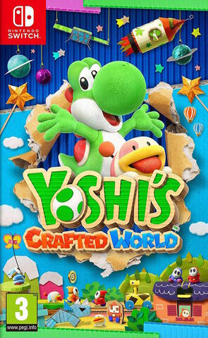 Yoshi\'s Crafted World Switch