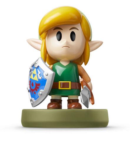 Figurine Amiibo Zelda Link Link\'s Awakening