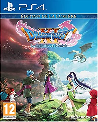 Dragon Quest XI Les Combattants De La Destinée PS4