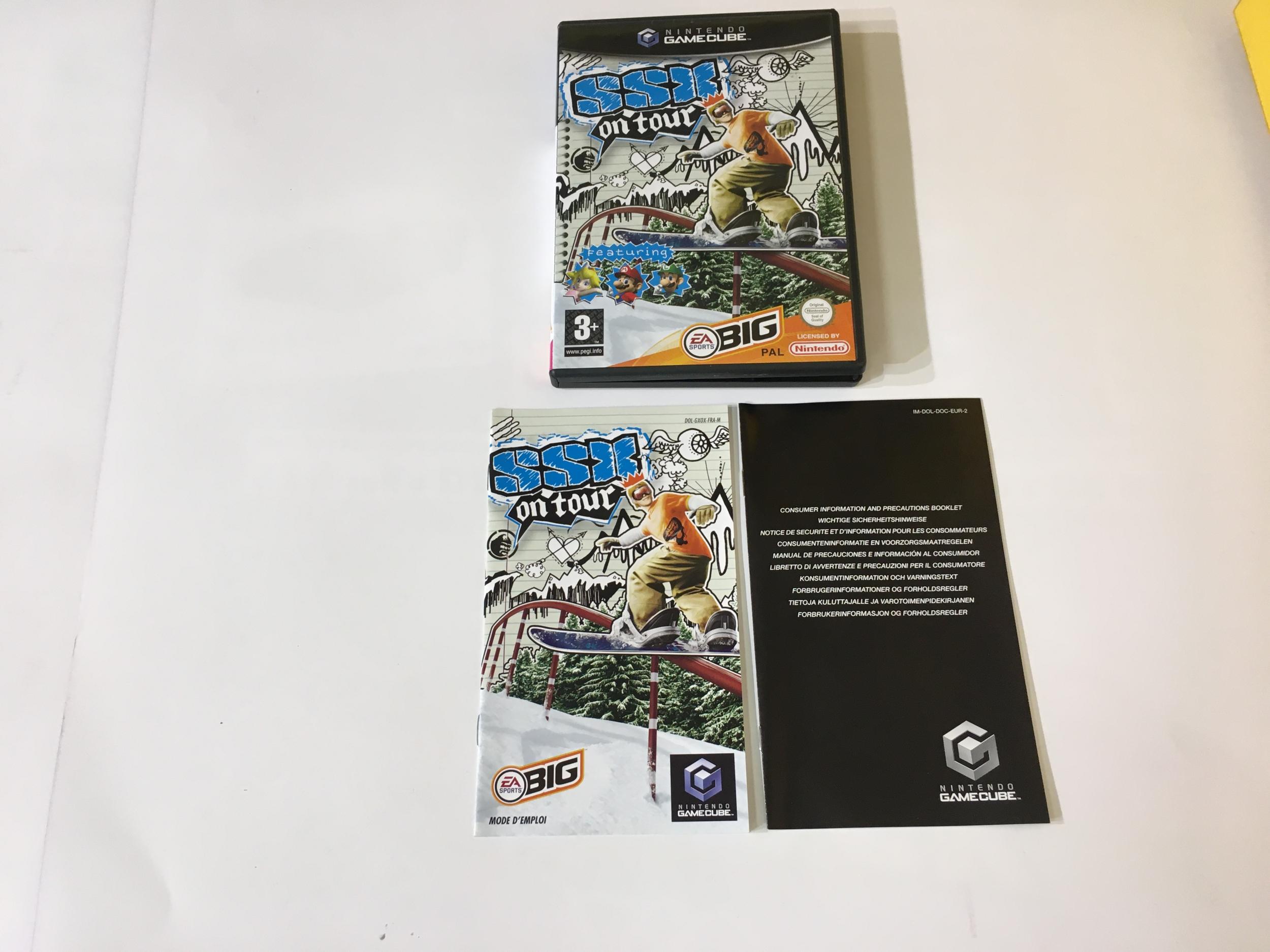 SSX On Tour Gamecube