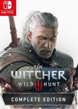 The Witcher 3 : Wild Hunt - Complete Edition Nintendo Switch