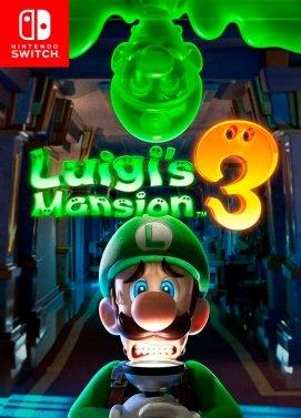 Luigi\'s Mansion 3 Nintendo Switch
