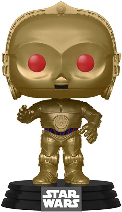 Figurine Pop Star Wars C-3PO #360