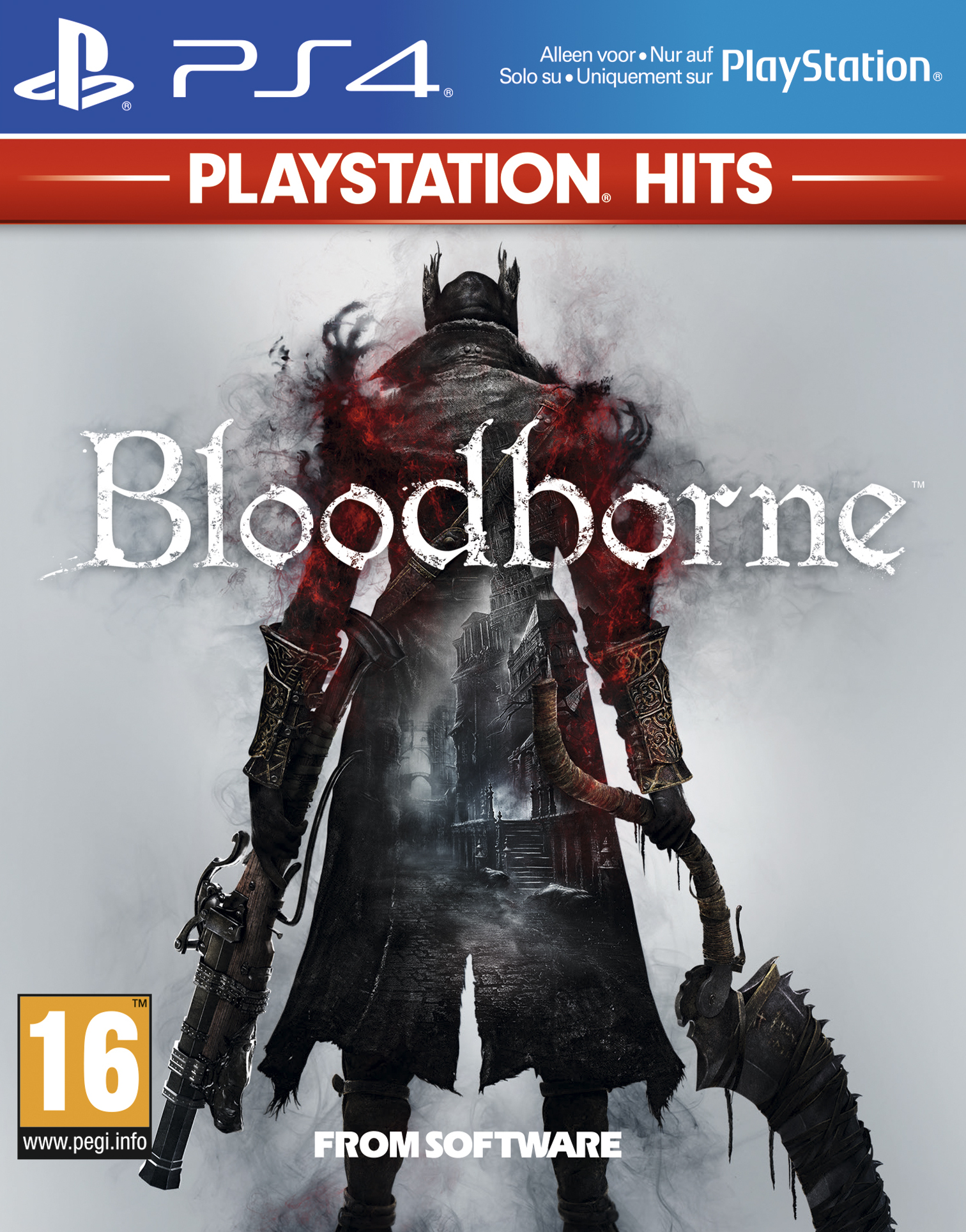 Bloodborne PS4 occasion