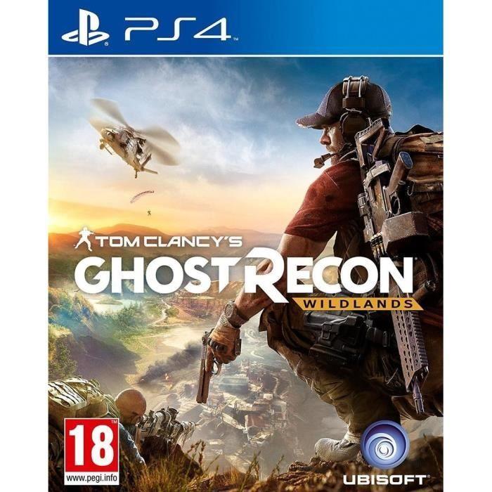 Tom Clancy\'s Ghost Recon Wildlands PS4 occasion