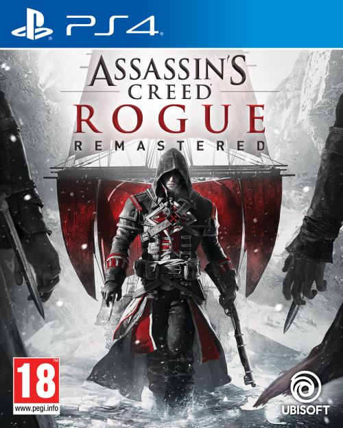 Assassin\'s Creed Rogue Remastered PS4
