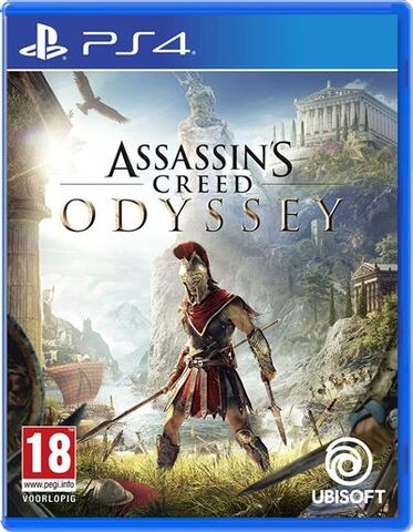 Assassin\'s Creed Odyssey PS4