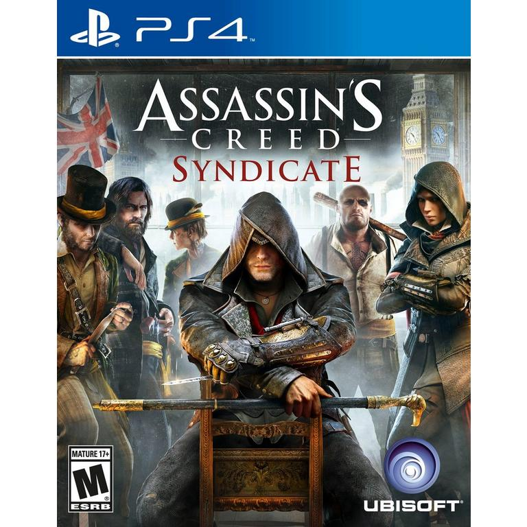 Assassin\'s Creed Syndicate PS4