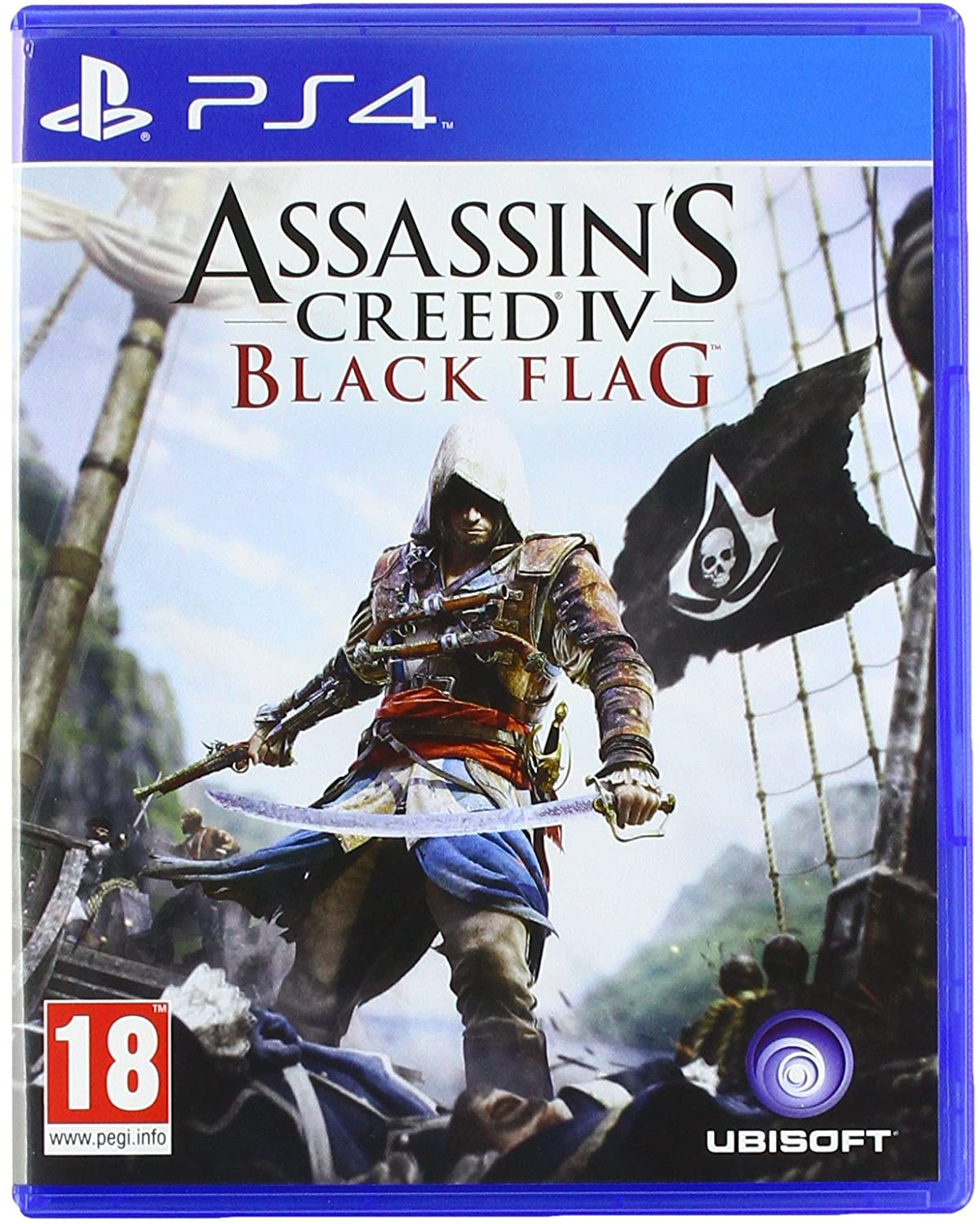 Assassin\'s Creed IV : Black Flag PS4