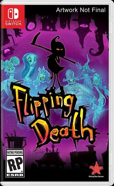 Flipping Death Nintendo Switch US