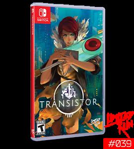 Transistor Limited Run Nintendo Switch US