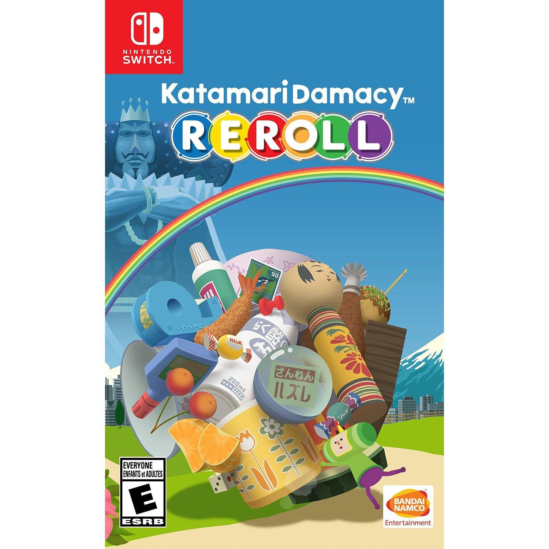 Katamari Damacy Reroll Nintendo Switch US