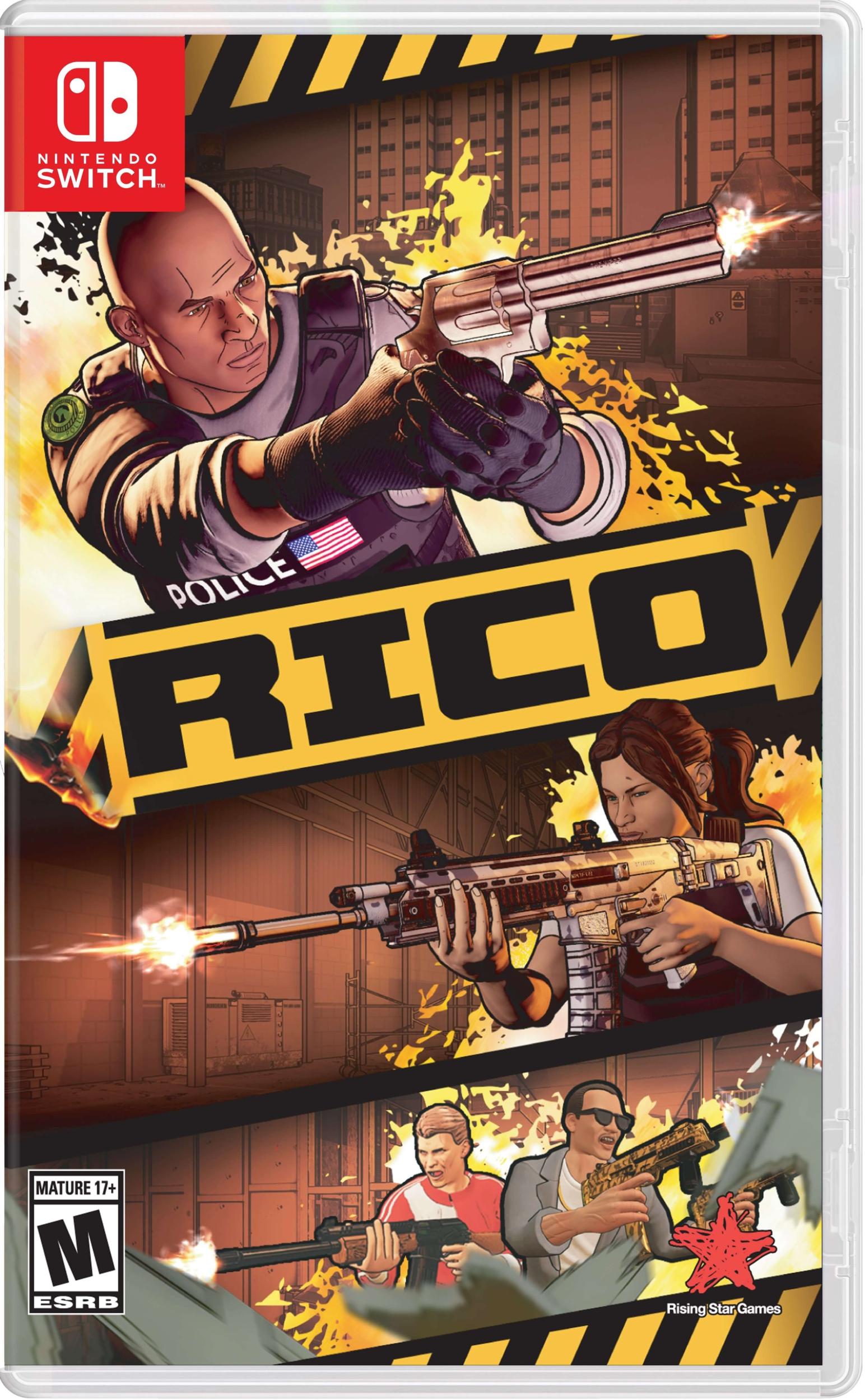 RICO Nintendo Switch US