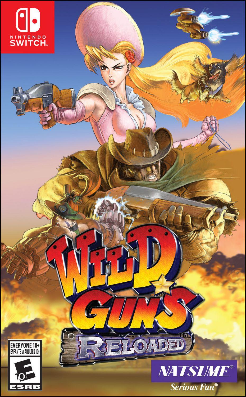 Wild Guns Reloaded Nintendo Switch US