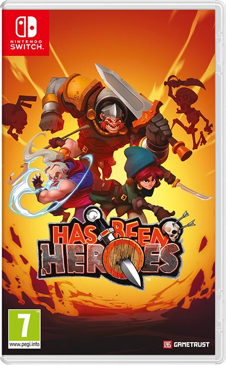 Has-Been Heroes Nintendo Switch US