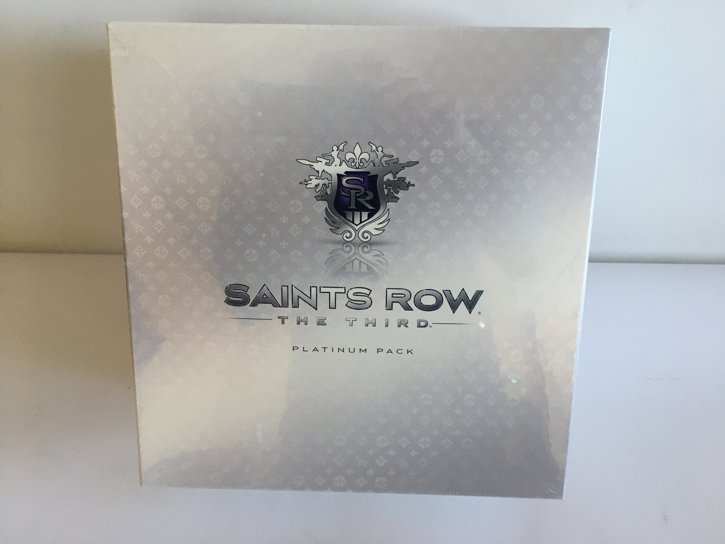 Saints Row The Third Edition Collector ps3