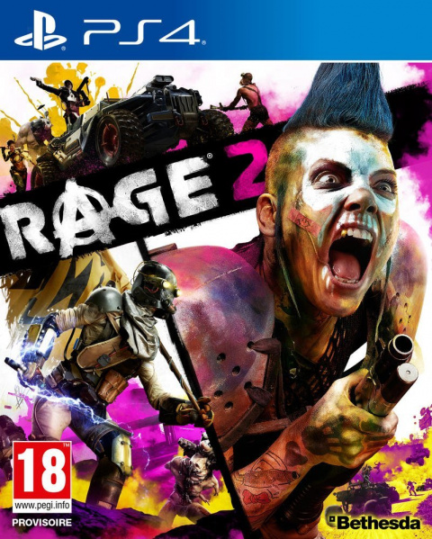 Rage 2 PS4 occasion