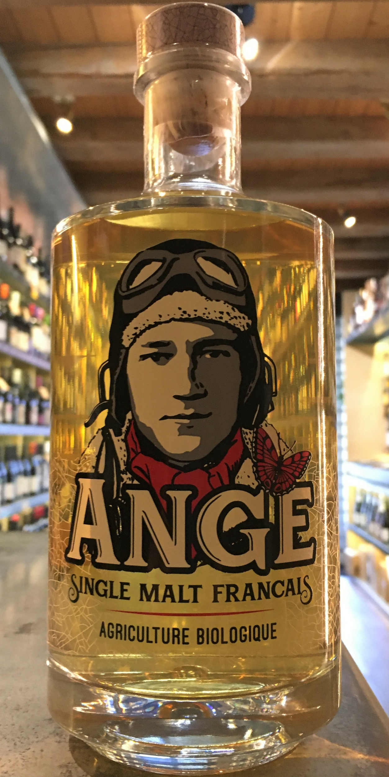Ange Single Malt