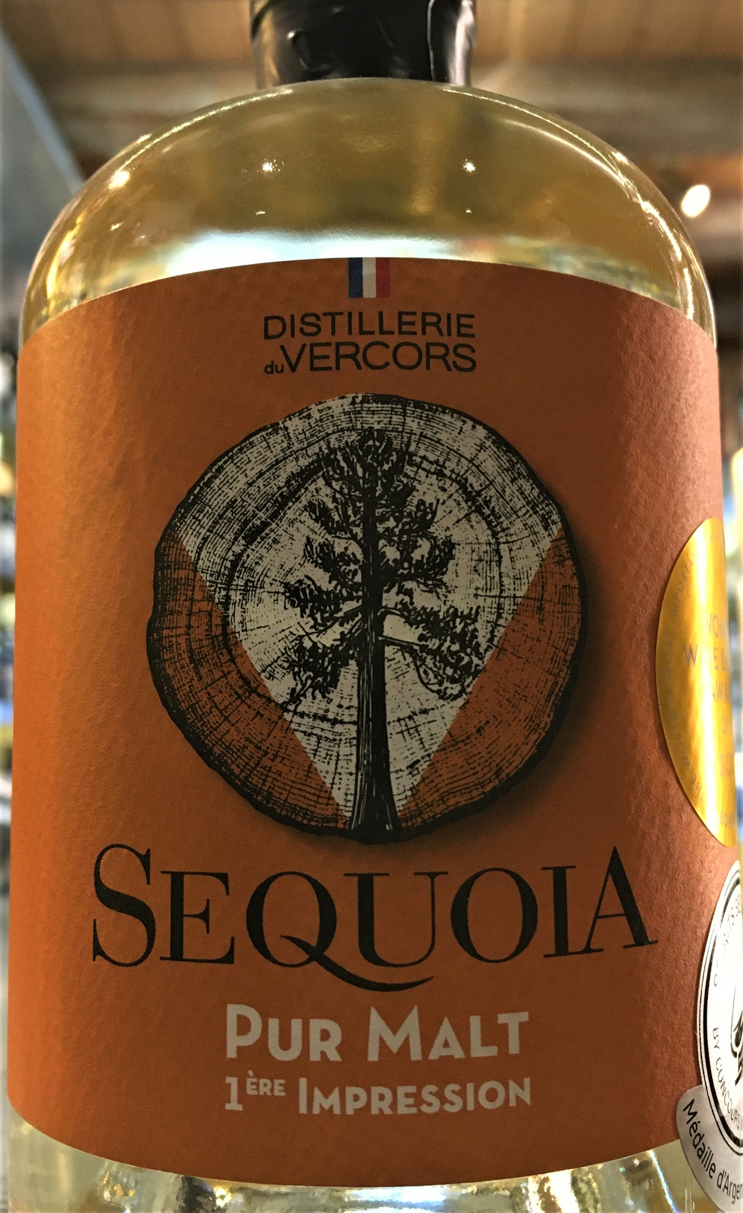 Sequoia Pur Malt 1ère Impression