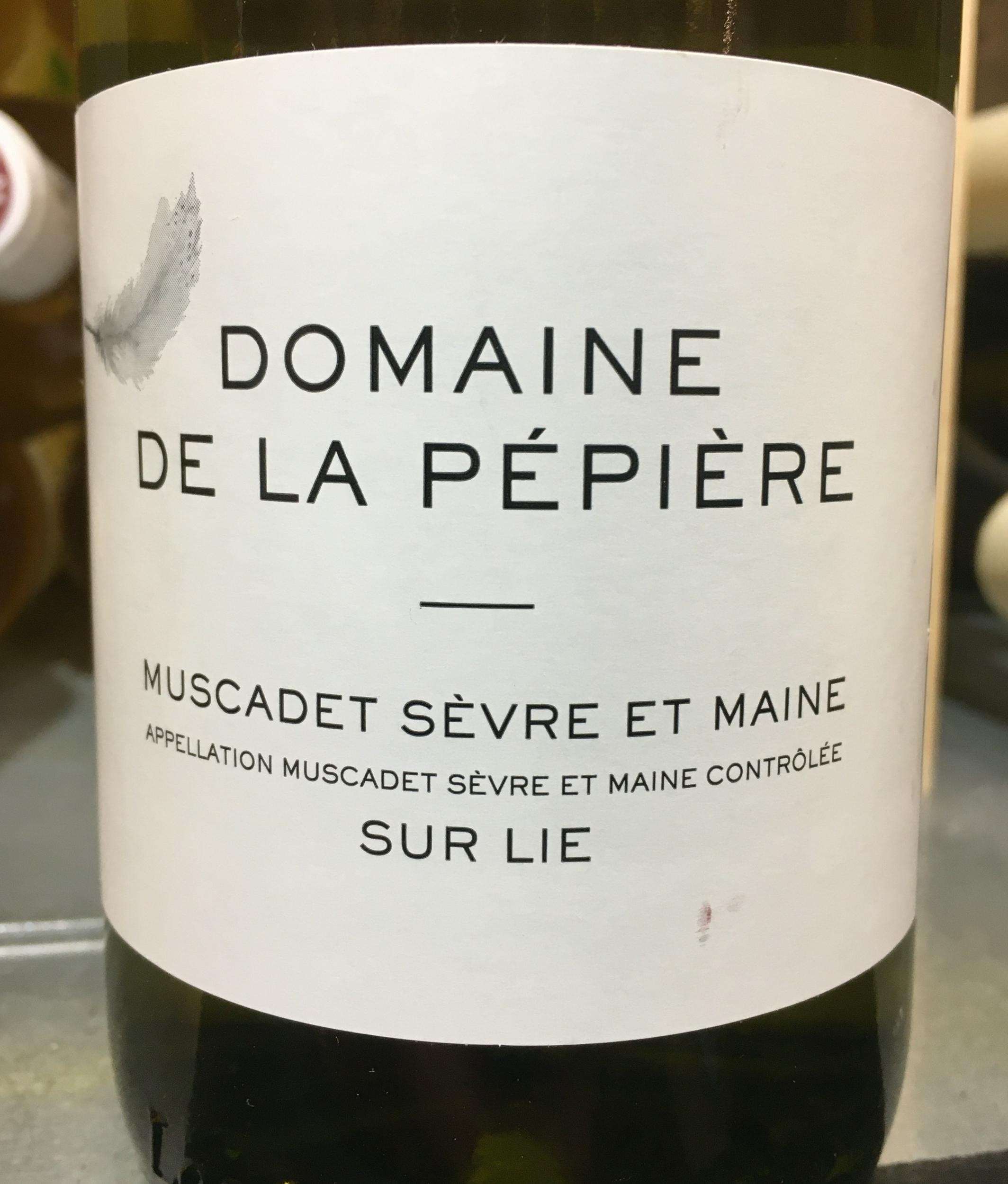 Muscadet Sèvre et Maine Domaine de la Pépière