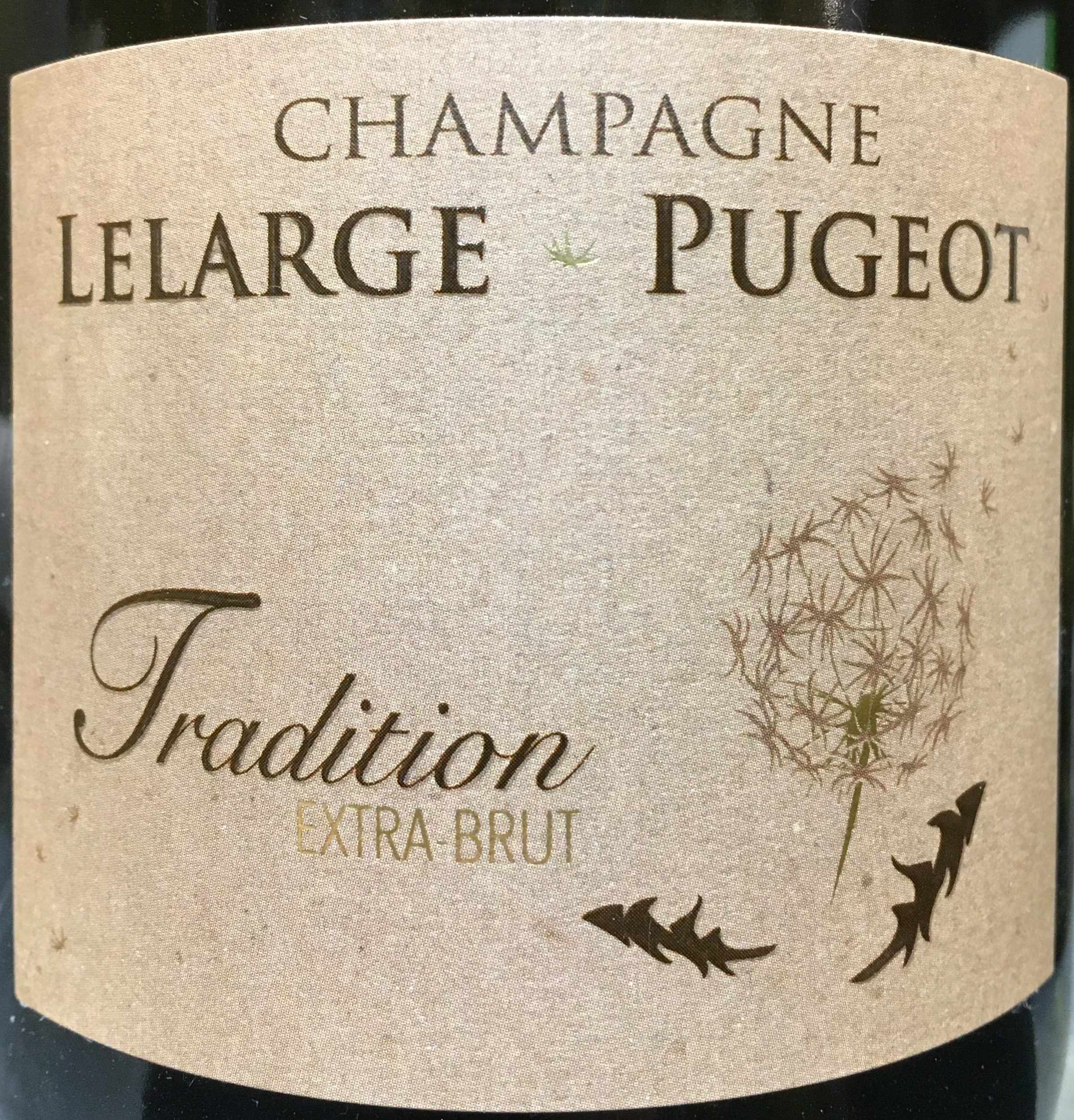 Lelarge-Pugeot Tradition Extra-Brut