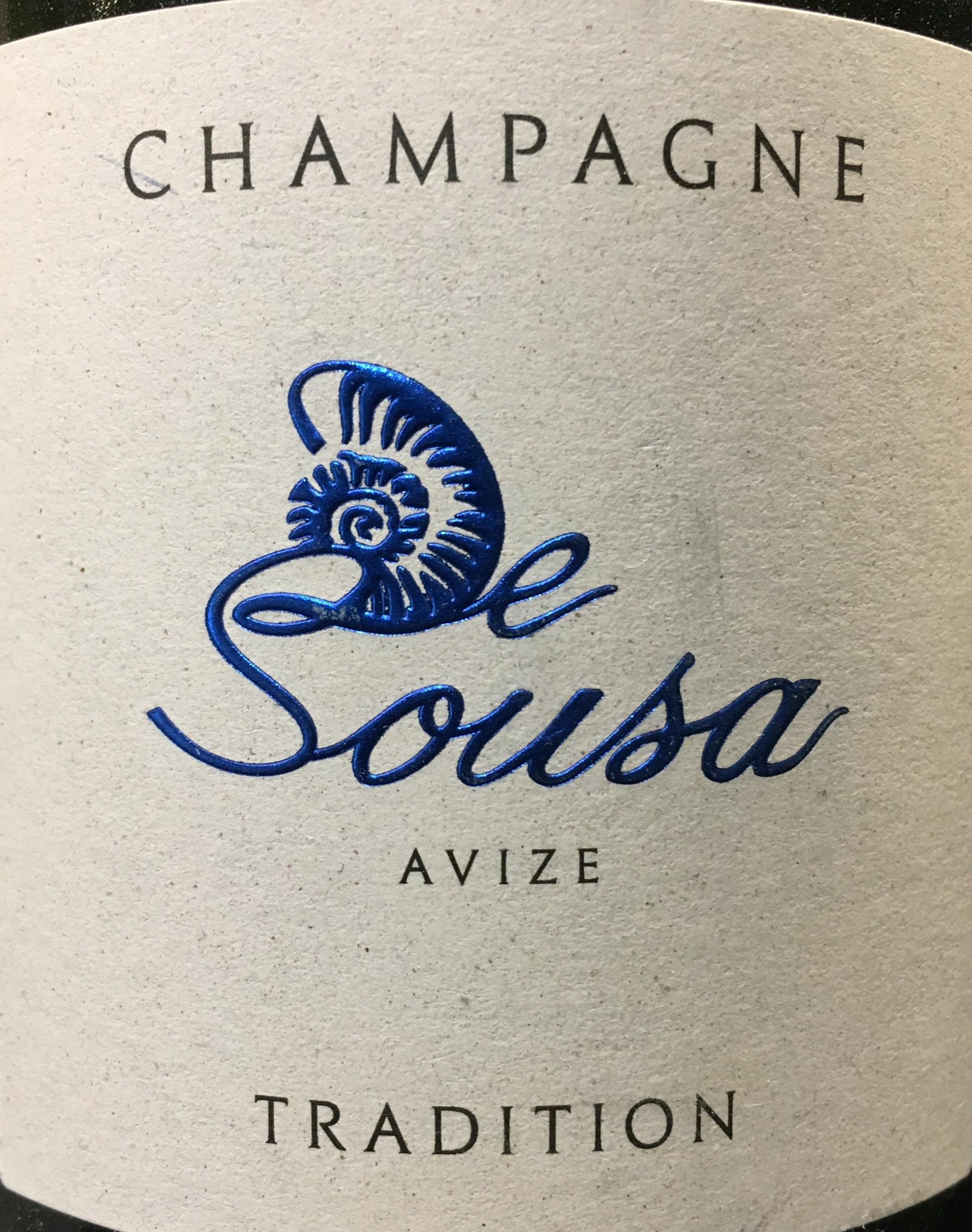 Champagne De Sousa Tradition