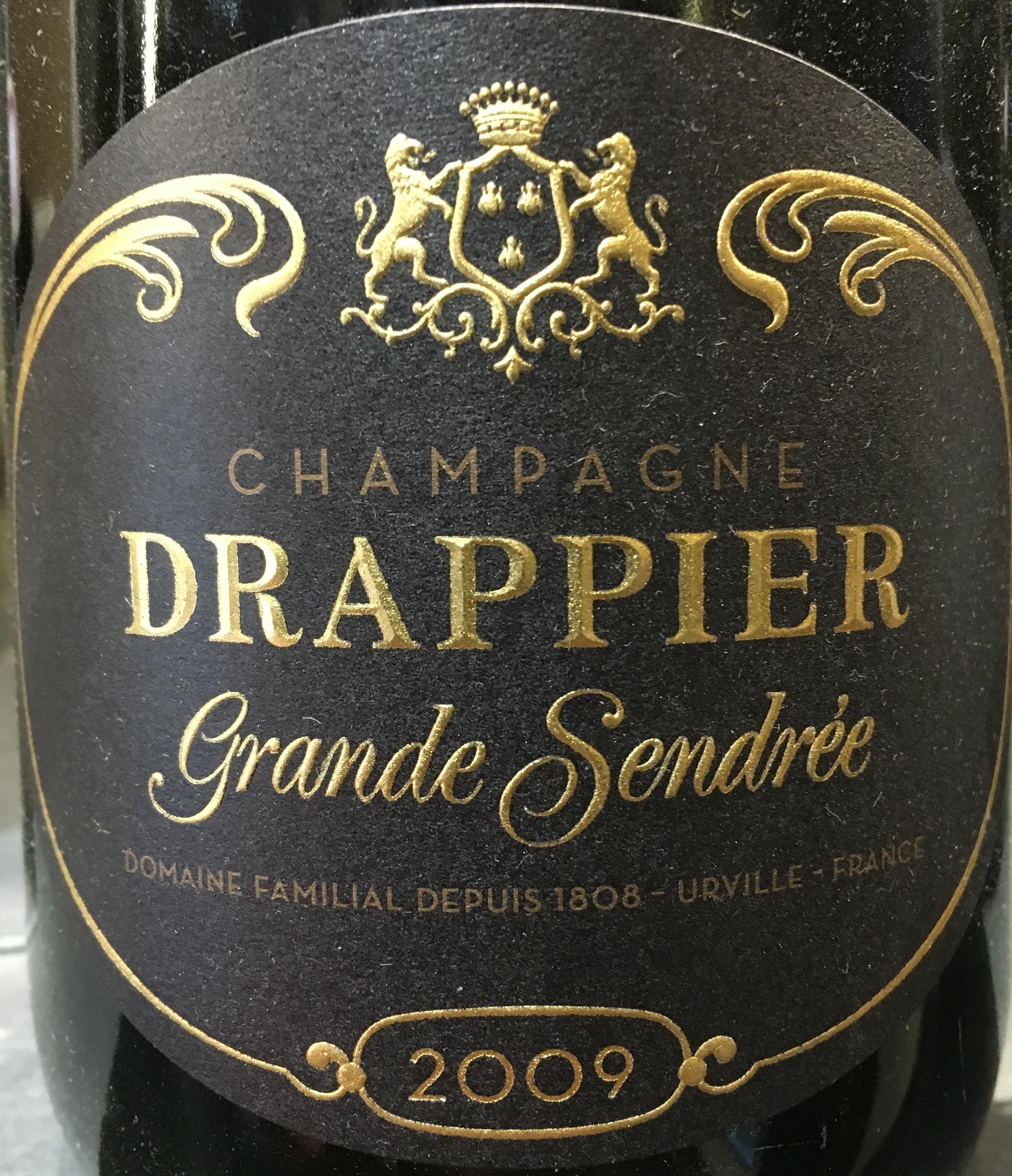 Drappier Grande Sendrée 2009
